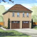 House Plans Design Two Story Garage