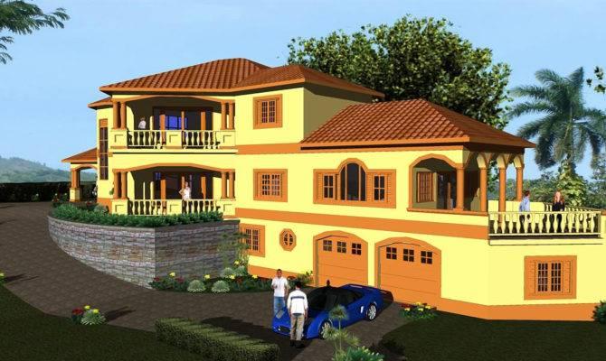 House Plans Designs Jamaica Escortsea