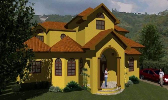House Plans Designs Jamaica Youtube