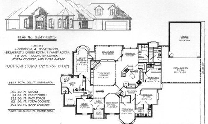 House Plans Detached Garage Apartment