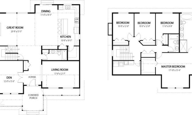 House Plans Dogwood Linwood Custom Homes