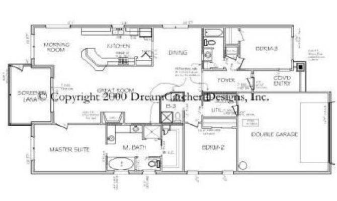 House Plans Dreamcatcher Designs Inc Custom Home