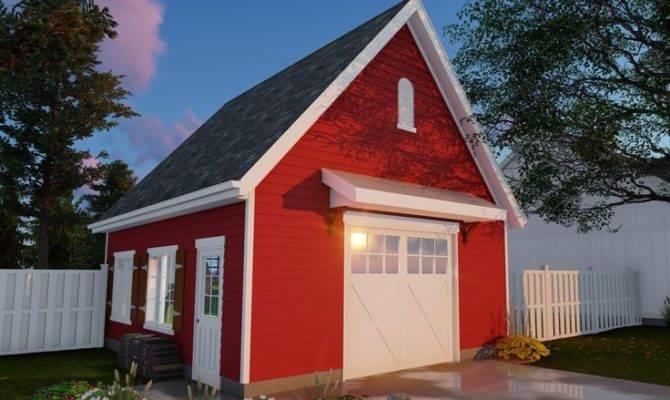 House Plans Drive Through Garage