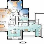 House Plans Extension Loft Home Building