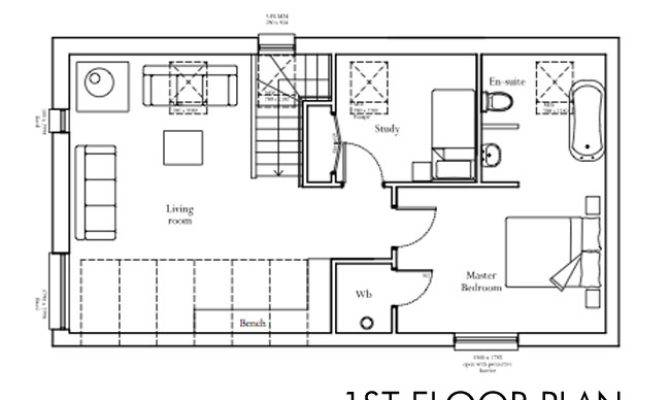 House Plans First Floor Our Self Build Story