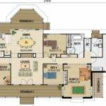House Plans Floor Australian Modern