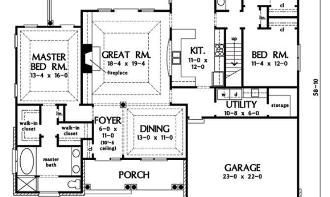 House Plans Floor Master Design