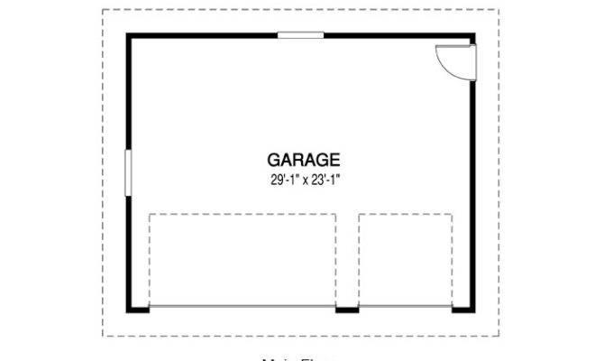 House Plans Garage Linwood Custom Homes