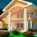 House Plans Ghana Offei Bedroom Plan Delivery