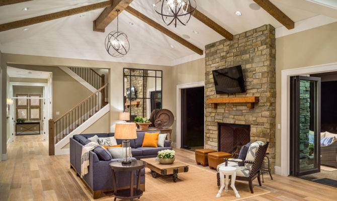 House Plans Gorgeous Great Rooms Designers