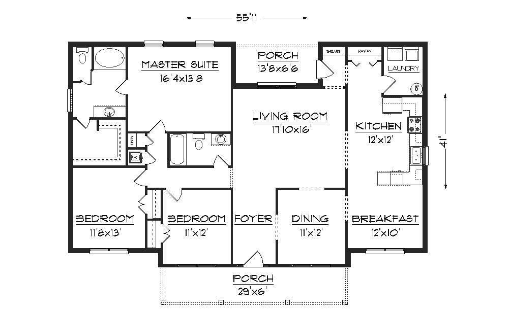 House Plans Home Cool Houseplans Floor House Plans 61909