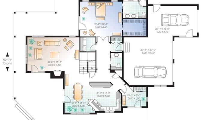 House Plans Home Duplex Style