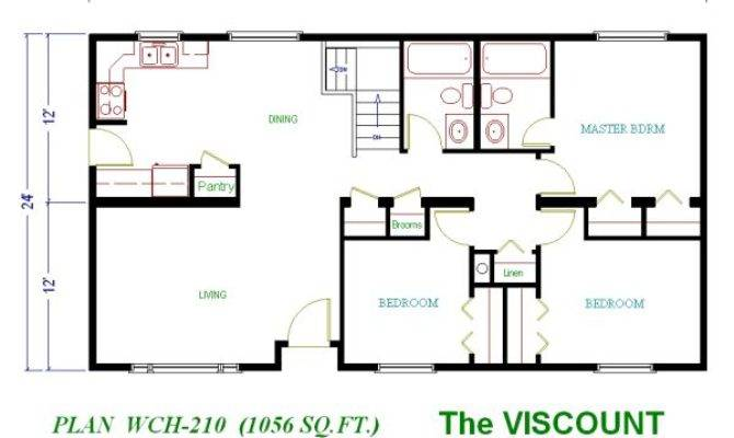 House Plans Homes Home Deco