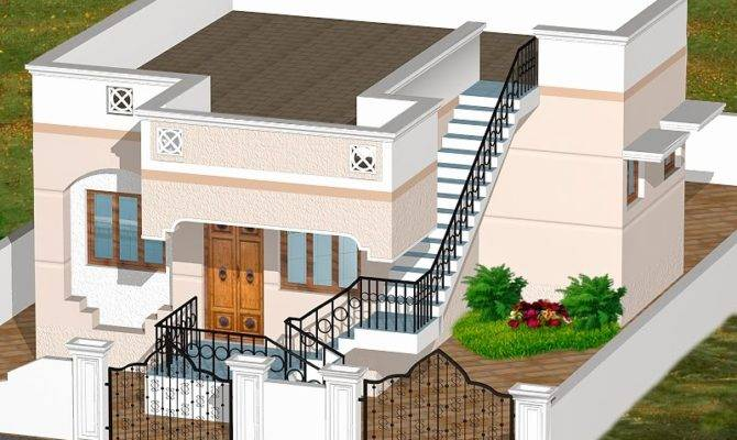 House Plans Indian Style Garden