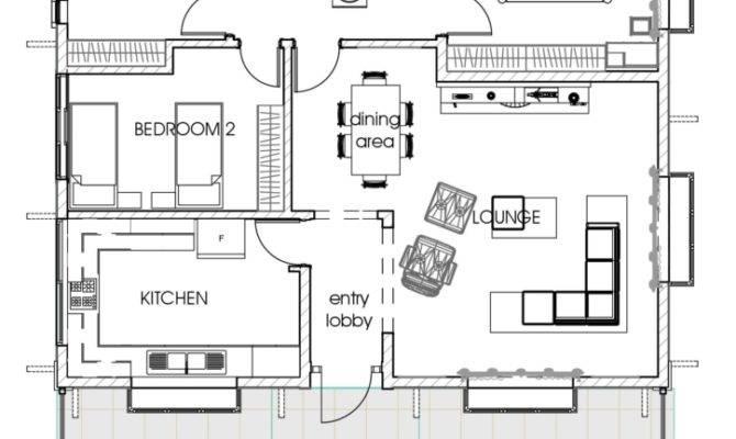 House Plans Kenya Bedroom Bungalow Plan