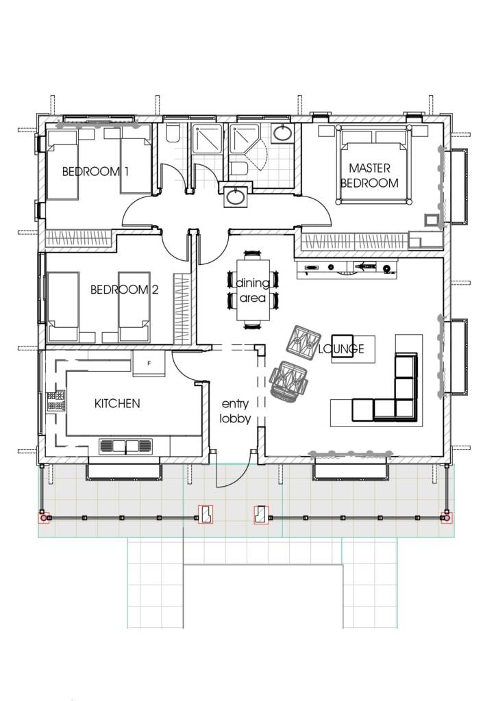 This 28 3 Bedroom House Designs Are The Coolest Ideas You Have Ever Seen House Plans