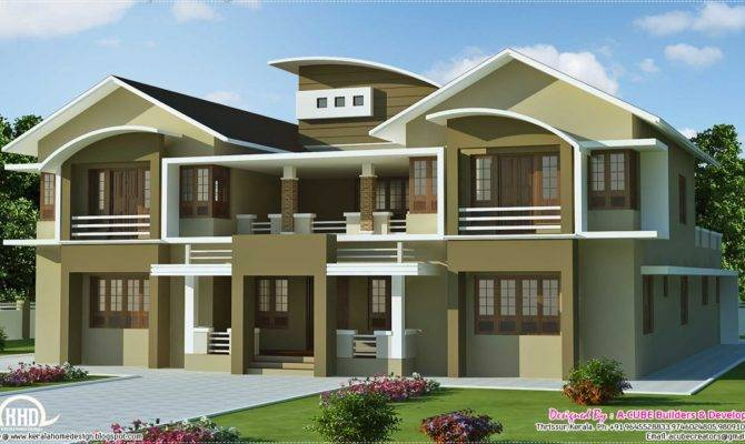 House Plans Kerala Home Design Good