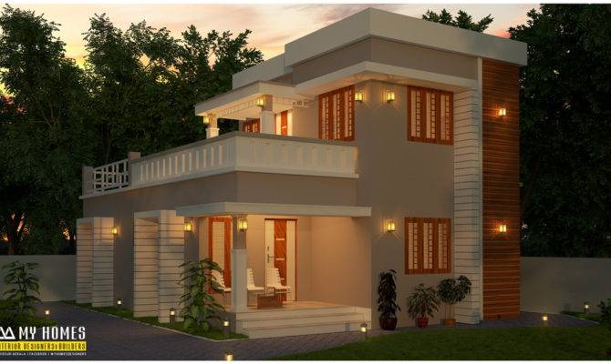House Plans Kerala Low Budget Imgkid House Plans 120997