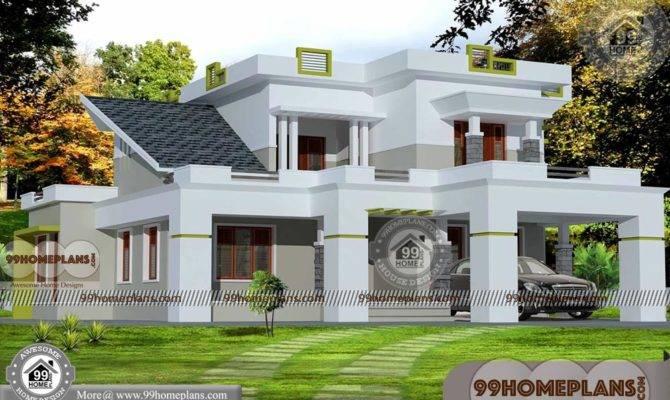House Plans Kerala Low Economy Two Floor