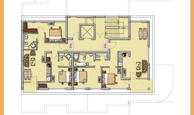 House Plans Kitchen Dining Room Together