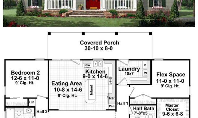 House Plans Large Entertainment Area Home Deco