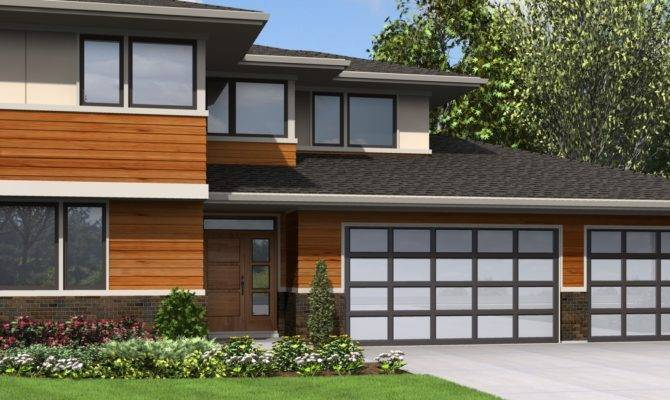 House Plans Large Windows Front Home Design Style