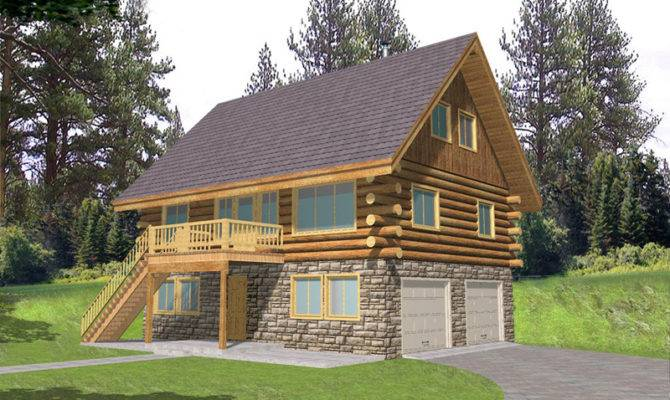 House Plans Log Cabin Traditional More