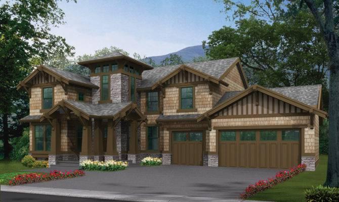 House Plans Luxury Modern Mountain Home