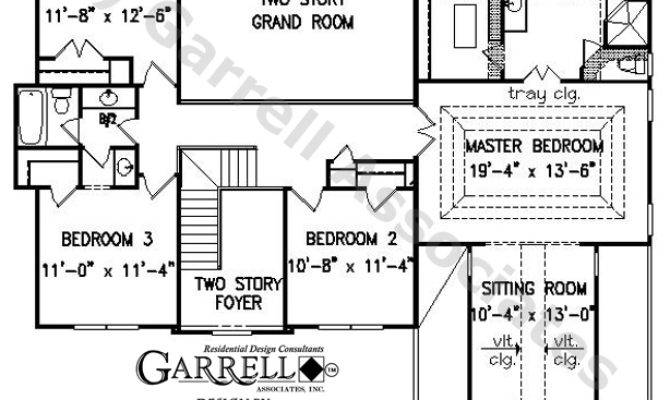 House Plans Master Second Floor