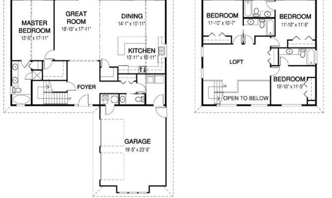House Plans Millstream Linwood Custom Homes