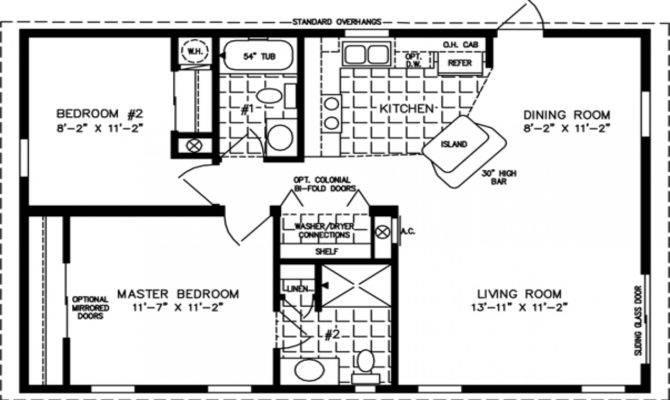 House Plans Modern Plan