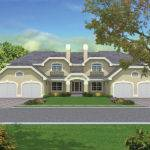 House Plans Multi Tudor Ranch