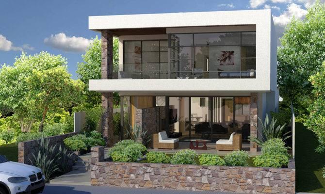 House Plans Narrow Block Brisbane
