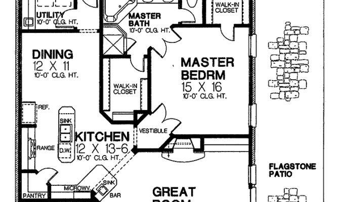 House Plans Narrow Lot Luxury Homes Floor