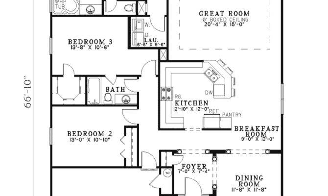 House Plans Narrow Lots Waterfront Cottage