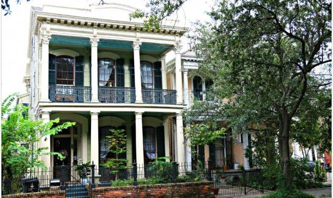 House Plans New Orleans Home Mansion Best