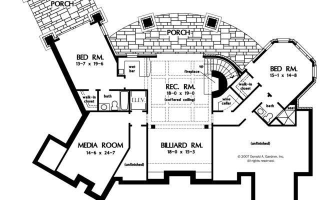 House Plans Open Floor Plan Concept