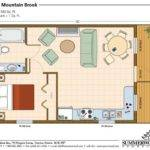 House Plans Pinterest One Bedroom Floor