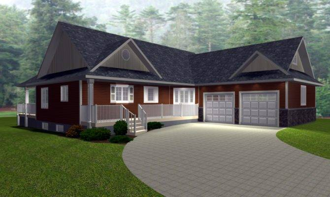 House Plans Ranch Style Home Economical