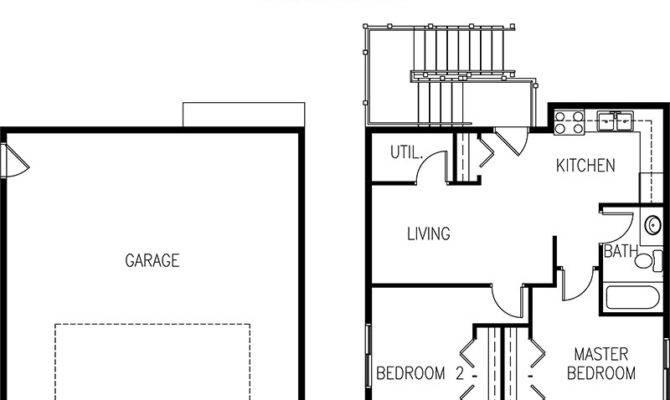 House Plans Secondary Suites