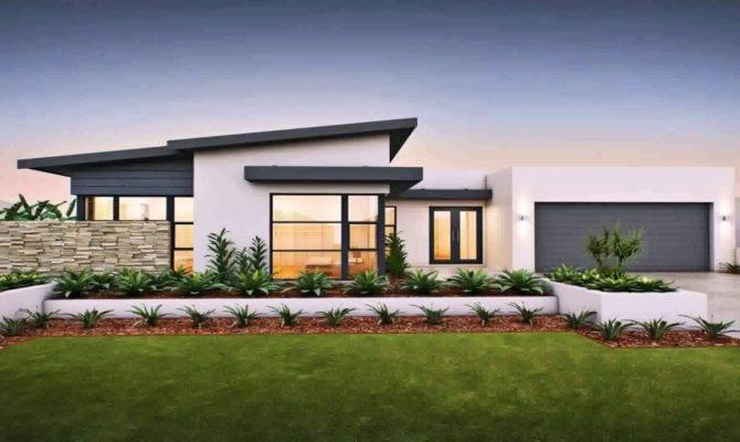 House Plans Skillion Roof Youtube