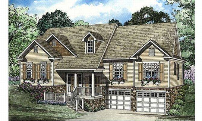 House Plans Sloped Lots Ideas Architecture
