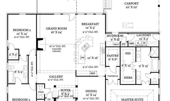 House Plans Starter Home Design
