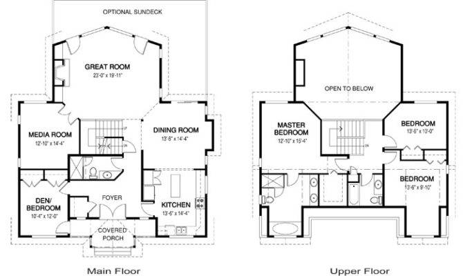 House Plans Strathcona Linwood Custom Homes