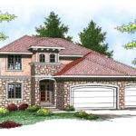 House Plans Sunbelt Home Traditional More