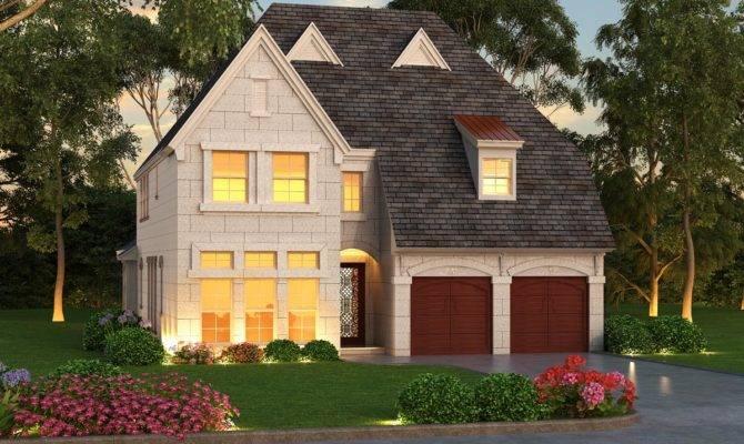 House Plans Texas Narrow