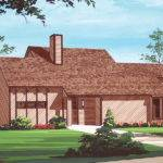 House Plans Traditional Tudor More