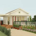 House Plans Under Square