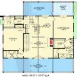 House Plans Vaulted Great Rooms