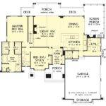 House Plans Walkout Finished Basement Home Design